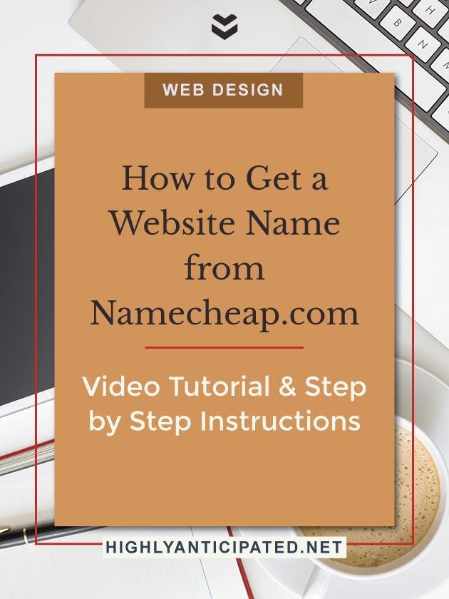 website how to